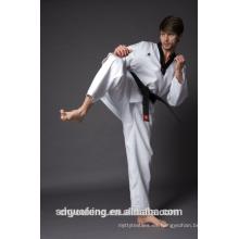 pantalones de artes marciales personalizados, ropa de taekwondo, artes marciales