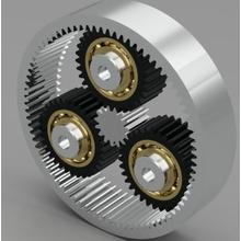 aluminum planetary gearbox for power transmission