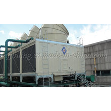 Torre de resfriamento retangular de fluxo cruzado certificada CTI Jnt-280UL / M