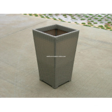 Outdoor Leisure Plants Rattan Flower Boxes