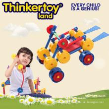 O brinquedo o mais fresco da educação do modelo do carro para o bebê 3-6