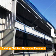 Tianrui Chicken Poultry House Evaporative Wet Cooling Pad System
