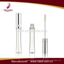 Alumínio e plástico lábio tubo de brilho por atacado