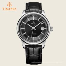 Relógios mecânicos 72204 do relógio de aço inoxidável dos homens
