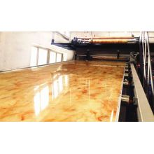 PVC artificial marble sheet production line
