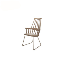 Sled Base Kartell Comback Chair