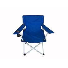 Cadeira de braço de alumínio dobrável