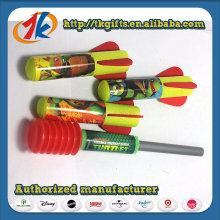 Hot China Products Wholesale Pump Shooting Launcher Rocket Toys