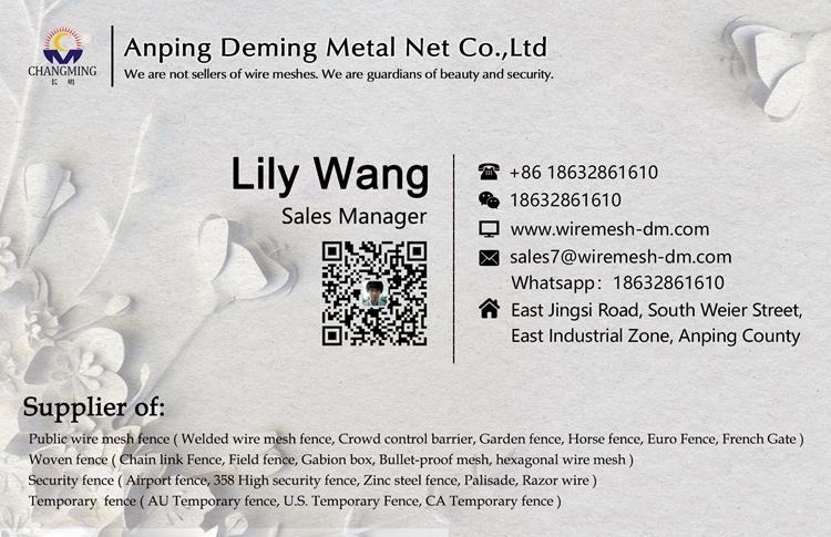 Lily Wang Card