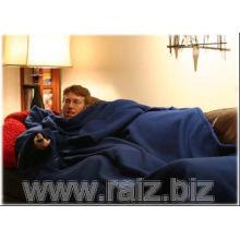 Snuggie Decke / TV Decke mit Ärmel