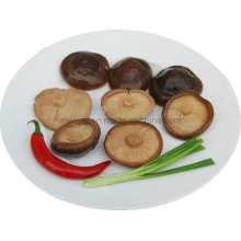 Canned Shiitake Mushroom Whole, Halves