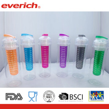 BPA Free Tritan Plastik Tritan Flasche Frucht mit Private Label