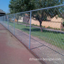 Diamond Chain Link Fence, RAL 6005New