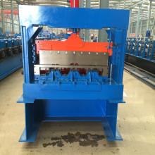 Hebei Operator metal deck roll formando máquina