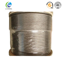6x7 Galvanized Steel Wire Rope 4mm