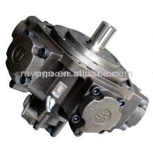 Гидравлический двигатель с низкой скоростью вращения с высоким крутящим моментом для гидравлического сверлильного станка
