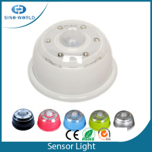 6 LED dimming motion sensor night light