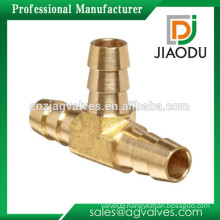 Custom Made OEM/ODM 1 2 3 4 inch DN15 20 China High quality high pressure high pressure water hose 2 male 1 female brass tee