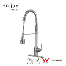 Haijun 2017 American Style cUpc Concinnity Long Neck Thermostatic Faucets