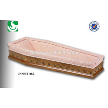 European style coffin padding and coffin beds