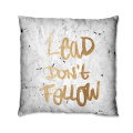 New printing style cushion