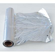 papel de embrulho de folha de alumínio