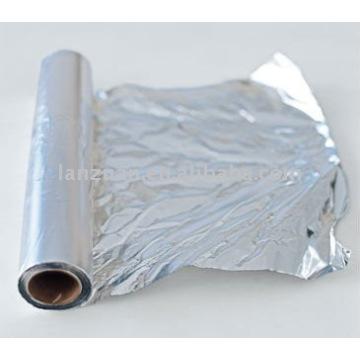 papel de envoltura de papel de aluminio