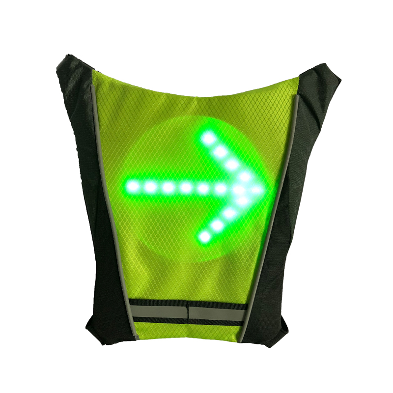 Vest Signage Water Proof Have Controller