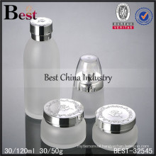 120ml glass bottle for lotion small order