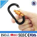 Wholesale Custom titanium Carabiner small