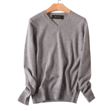 17PKCS471 2017 knit wool cashmere knitted lady sweater