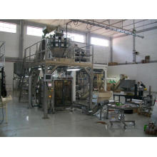 Automatic Coffee Bean Packaging Machines