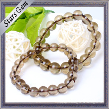 High Quality Transparent Smoky Quartzs Bracelet Jewelry