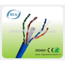 Câbles à large bande utp cat6 cables câbles lan