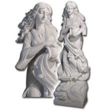 High Quality for Grey Marble Hand Carved Granite Stone Statue export to Uruguay Supplier