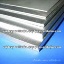 Aluminum steel sheet