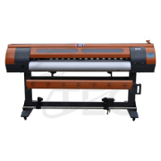 Eco Solvent Print And Cut Machine With Dx5/dx7 Head