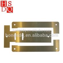 Stratification en acier de silicium de la meilleure qualité TL avec le noyau de fer laminé à froid
