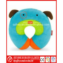 Cute Dog Toy Neck Pillow for Baby Gift