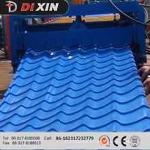 Dx 1100 Tile Roll formando linha