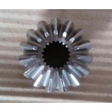 Stahl-Kegelstirnradgetriebe mit Spline für landwirtschaftliche Maschinen