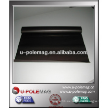 Hoja magnética de goma de alta calidad para la impresión