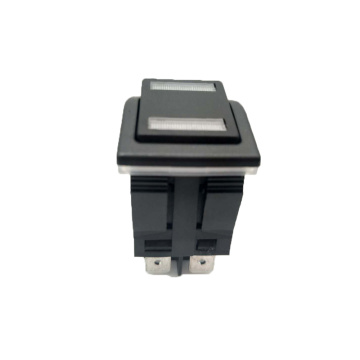 Waterproof Illuminated 16A 125 / 250VAC Switch Rocker