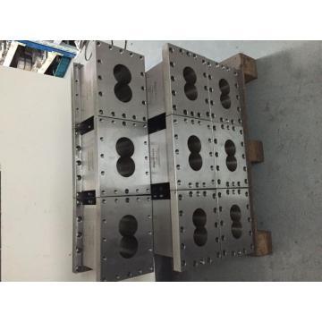 extruder machine parts barrel screw element
