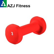 3 LB Neoprene Dumbbell
