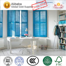 Top Selling with Good Price of High Quality Stained Fashionable Plantation Shutters