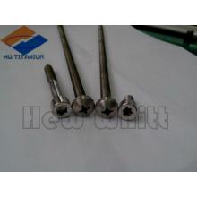 высокая прочность gr5 титанового болта различные головки