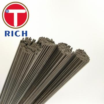 Thin Wall Round Seamless Stainless Steel Capillary Tube