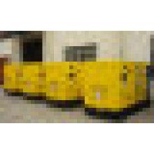 150KVA 120KW clasificación en espera Poder silencioso tipo CUMMINS generador de diesel conjunto