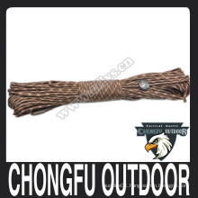 4mm 7 inner strand 550 paracord for outdoor sports